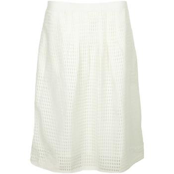 Vêtements Femme Jupes Paul Smith Jupe courte ajourée blanc