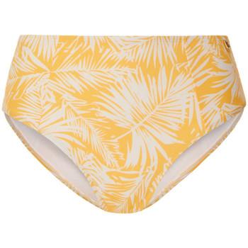 Vêtements Femme Maillots de bain séparables Beachlife Bas maillot de bain taille haute Palm Glow Jaune