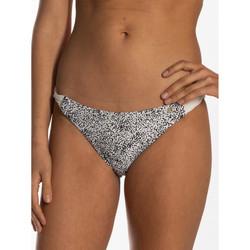 Vêtements Femme Maillots de bain séparables Beachlife Bas maillot de bain twisté Sprinkles Noir-blanc