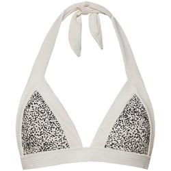 Vêtements Femme Maillots de bain séparables Beachlife Haut maillot de bain triangle Sprinkles Noir-blanc