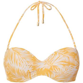 Vêtements Femme Maillots de bain séparables Beachlife Haut maillot de bain bandeau préformé Jaune