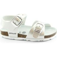 Chaussures Enfant Sandales et Nu-pieds Grunland GRU-E20-SB0392-PE Argento