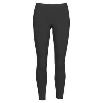 Vêtements Femme Leggings Reebok Classic TE LINEAR LOGO CT L Noir