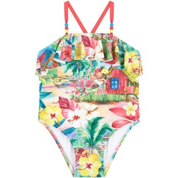 Vêtements Fille Maillots de bain 1 pièce Mayoral Maillot de bain 1 pièce imprimé Multicolore