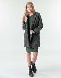 Vêtements Femme Manteaux Petrol Industries JACKET WOOL Gris