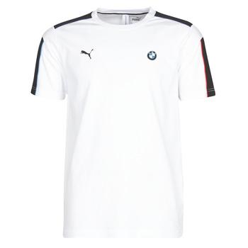 Vêtements Homme T-shirts manches courtes Puma BMW MMS MS T7 TEE Blanc