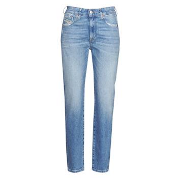 Vêtements Femme Jeans slim Diesel D-JOY Bleu009EU