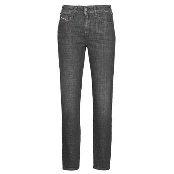 Vêtements Femme Jeans droit Diesel D-JOY Gris009JV