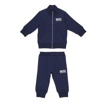 Vêtements Garçon Ensembles enfant Diesel SONNY Bleu