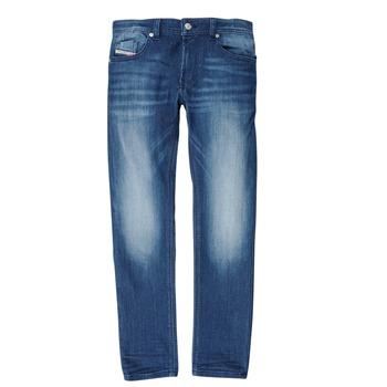 Vêtements Garçon Jeans slim Diesel THOMMER Bleu