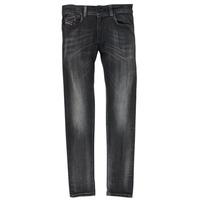 Vêtements Garçon Jeans skinny Diesel SLEENKER Noir