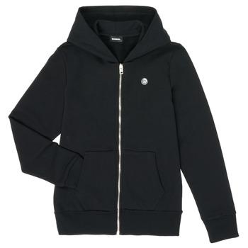 Vêtements Garçon Sweats Diesel SROGER Noir