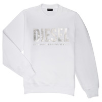 Vêtements Fille Sweats Diesel SANGWX Blanc