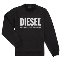Vêtements Fille Sweats Diesel SANGWX Noir