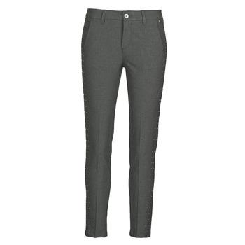 Vêtements Femme Pantalons 5 poches Freeman T.Porter CLAUDIA POLYNEO Gris