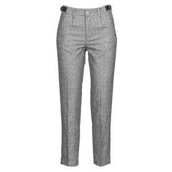 Vêtements Femme Pantalons 5 poches Freeman T.Porter SHELBY MOKKA Gris clair