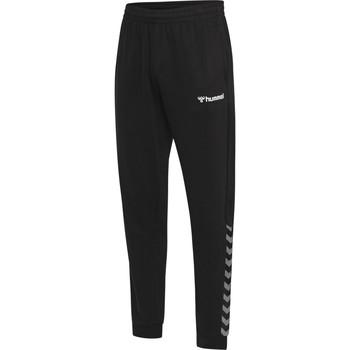 Vêtements Homme Pantalons de survêtement Hummel Pantalon  Authentic noir/blanc