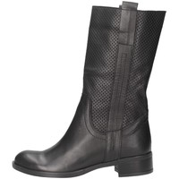 Chaussures Homme Bottes ville Made In Italia 0415 Noir