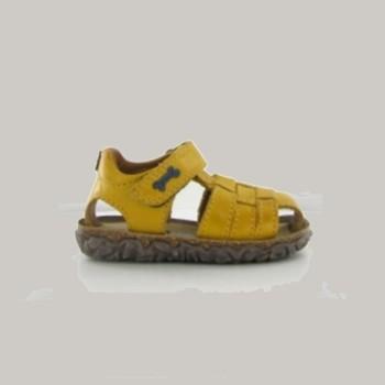 Chaussures Garçon Sandales et Nu-pieds Stones And Bones 9569 RAXI bleu