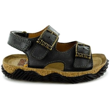 Chaussures Garçon Sandales et Nu-pieds Stones And Bones 5379 WHAM Gris