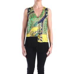 Vêtements Femme Débardeurs / T-shirts sans manche Jucca J3112042/V Haut Femme Melinda Melinda