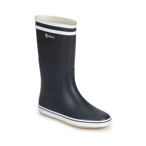 Aigle MALOUINE. 37.59. Chaussures Femme Bottes de pluie