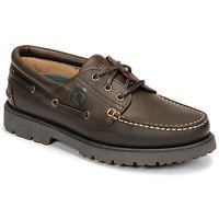 Chaussures Homme Chaussures bateau Aigle TARMAC Marron