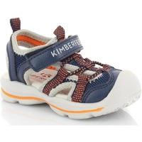 Chaussures Garçon Sandales et Nu-pieds Kimberfeel SHIKI Navy