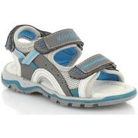 Chaussures Garçon Sandales et Nu-pieds Kimberfeel TAKAO Gris