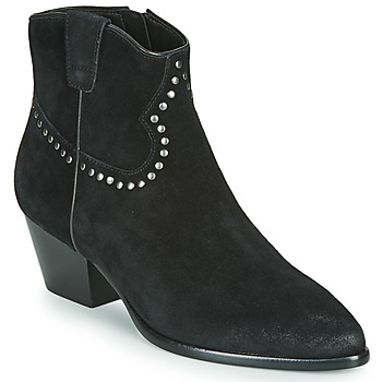 Chaussures Femme Bottines Ash HOUSTON BIS Black