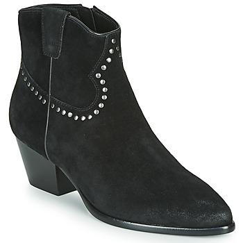 Chaussures Femme Bottines Ash HOUSTON BIS Black