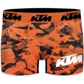 Sous-vêtements Homme Boxers Ktm CAM orange