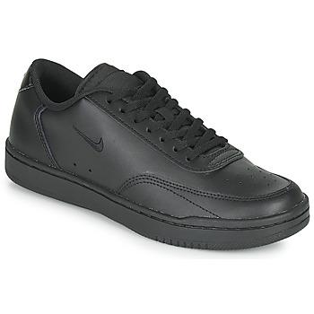 Chaussures Femme Baskets basses Nike COURT VINTAGE Noir