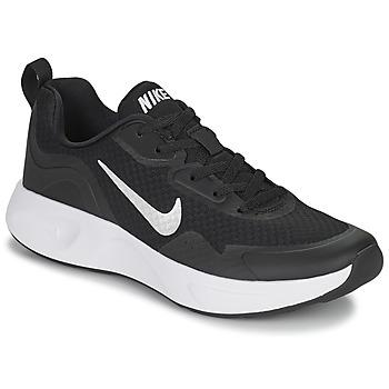Chaussures Femme Multisport Nike WEARALLDAY Noir / Blanc