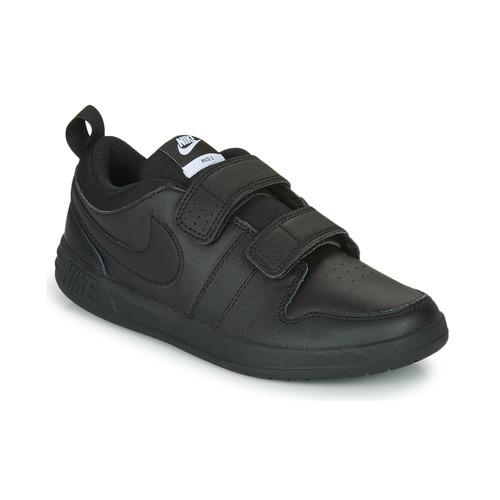 Chaussures Enfant Baskets basses Nike PICO 5 PS Noir