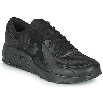 Chaussures Enfant Baskets basses Nike AIR MAX EXCEE GS Noir