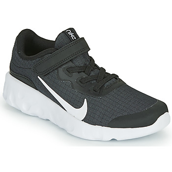 Chaussures Enfant Baskets basses Nike EXPLORE STRADA PS Noir / Blanc