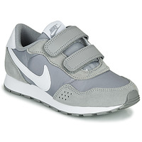 Chaussures Enfant Baskets basses Nike MD VALIANT PS Gris / Blanc