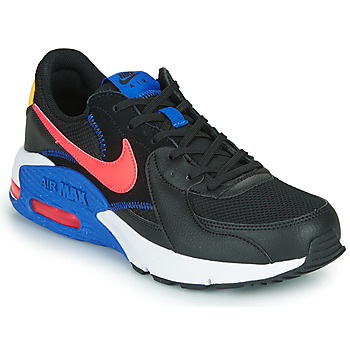 Chaussures Homme Baskets basses Nike AIR MAX EXCEE Noir / Rouge / Jaune