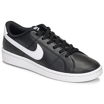 Chaussures Femme Baskets basses Nike Court Royale 2 Noir / Blanc