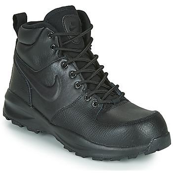 Chaussures Enfant Baskets basses Nike MANOA LTR GS Noir