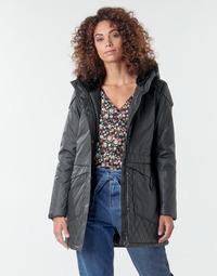 Vêtements Femme Parkas One Step FR42021 Gris