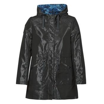 Vêtements Femme Parkas One Step FR42001 Noir