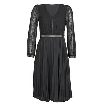 Vêtements Femme Robes courtes One Step FR30061 Noir
