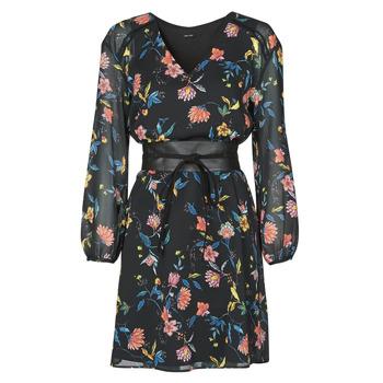 Vêtements Femme Robes courtes One Step FR30301 Noir