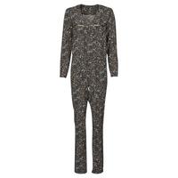 Vêtements Femme Combinaisons / Salopettes One Step FR32021_02 Noir
