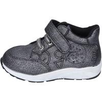 Chaussures Fille Baskets basses Fiorucci BM426 argenté