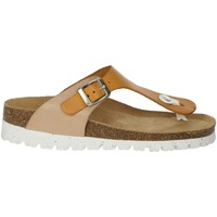 Chaussures Femme Tongs Riposella C118 Moutarde