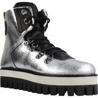 Chaussures Femme Bottines Buffalo GESINA Argent
