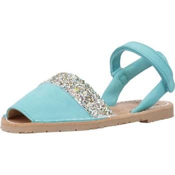 Chaussures Fille Sandales et Nu-pieds Ria 20090 27055 Bleu